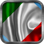 Italian Flag Live Wallpaper