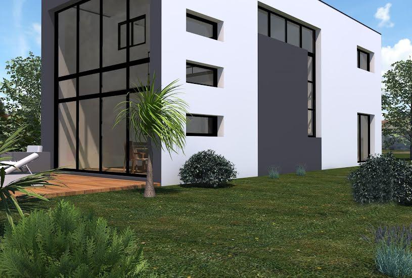 Vente Terrain + Maison - Terrain : 413m² - Maison : 128m² à Nivillac (56130)
