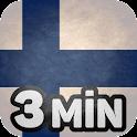 Apprendre le finlandais en 3 m icon