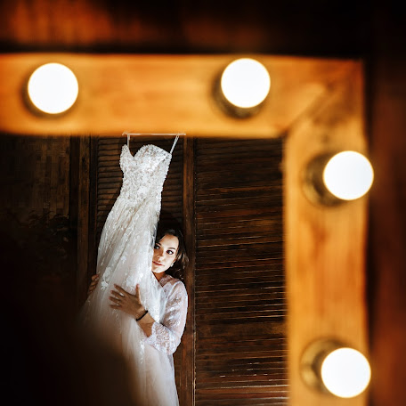 Fotógrafo de bodas Sergey Rzhevskiy (Photorobot). Foto del 20.11.2017