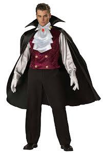 Dräkt, Dracula 1700-tal