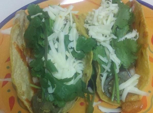 Shrimp Taco's Recipe
