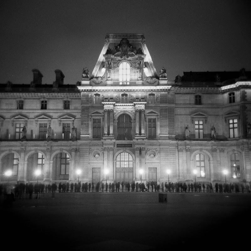 Nuit au Louvre di Fra_Guerroni