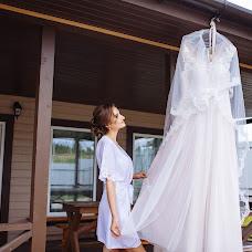 Vestuvių fotografas Nika Pakina (Trigz). Nuotrauka 01.09.2019