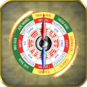 Chinese Compass Feng shui icon