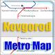 Novgorod Metro Map Offline Download for PC Windows 10/8/7