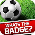 Whats the Badge? Football Quiz icon