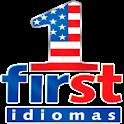 First Idiomas APP icon