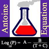 Antoine Equation Free