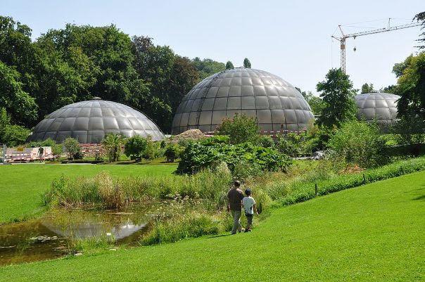 University of Zürich Botanical Garden