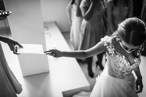 Wedding photographer Petr Wagenknecht (wagenknecht). Photo of 30.10.2020