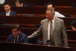 【紅磡站剪短鋼筋】立會否決用權力及特權法調查 田北辰缺席 自由黨3人反對