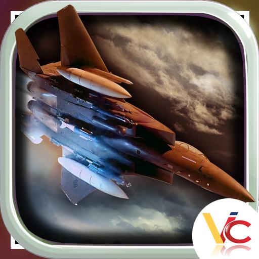 战斗机飞机 街機 App LOGO-硬是要APP