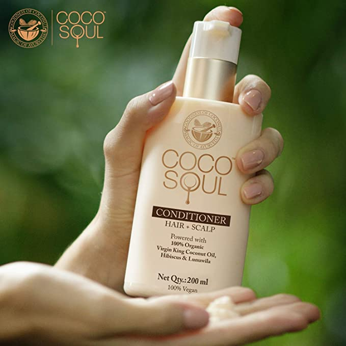 coconut oil hair conditioner for hair fall and regrowth