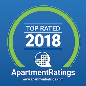Apartment Ratings 2018 Award Icon