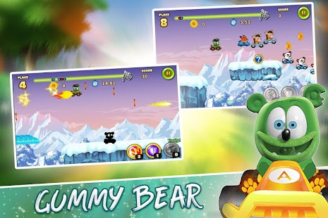 Gummy Bear And Friends - Speed Racing - náhled