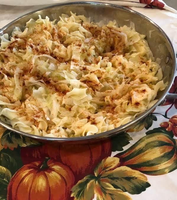 Cabbage And Pasta Recipe