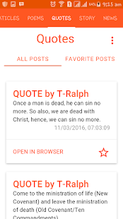Teaching of the Word- screenshot thumbnail