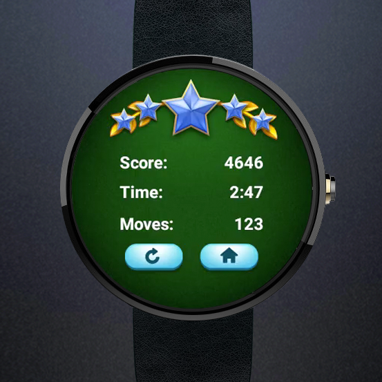 Solitaire Wear- screenshot