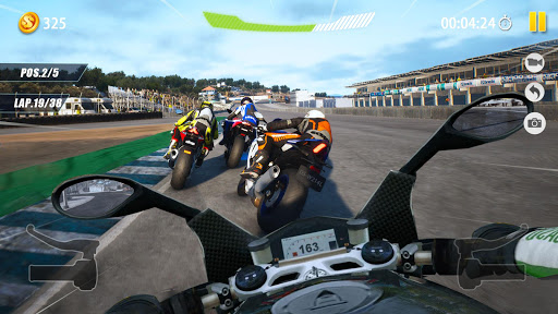 Traffic rider 3D lite ads