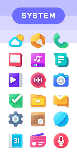 Screenshot for Moxy Icons in Hong Kong Play Store