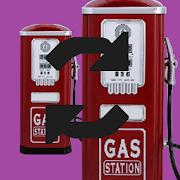 US MPG vs. miles/L GasolineSter