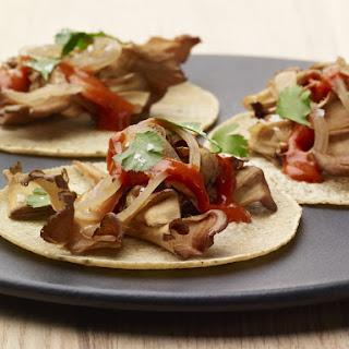 Maitake Tacos