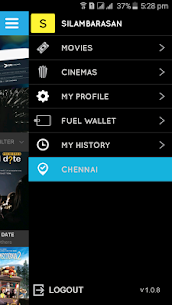 SPI Cinemas Movie Tickets App Download For Android and iPhone 2