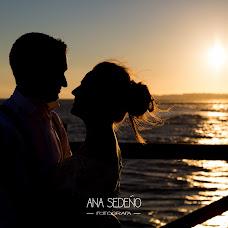 Wedding photographer Ana Sedeño (anasedeno). Photo of 27.07.2016