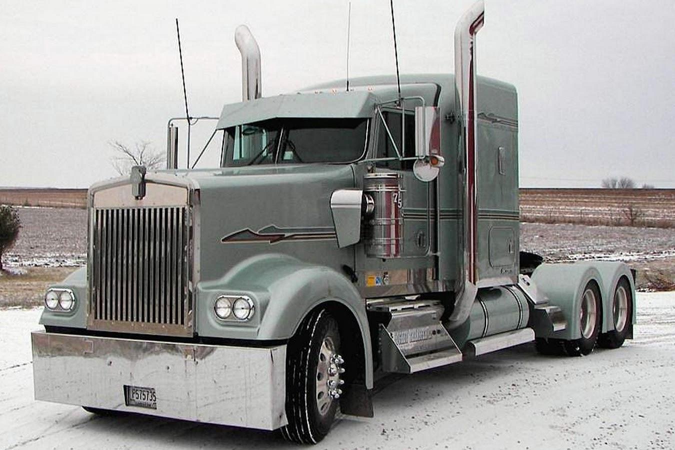 Kenworth W900L A Model Truck