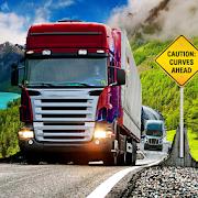 Truck Simulator 2018 :Heavy Cargo Truck Europe 3D