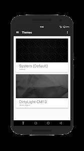 DirtyLight CM13 Theme v2.0