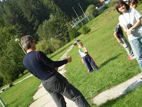Photo: Gabika, už si ocka naučila túto hru?