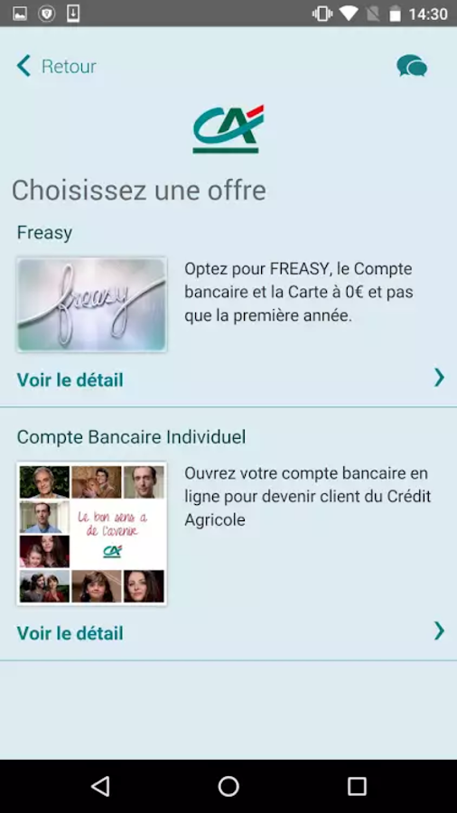Ma Banque- screenshot
