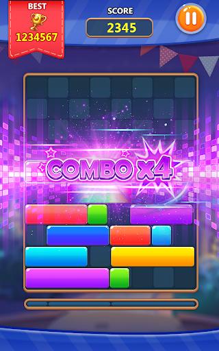 Magic Blocks: Falling Puzzle Dropdom apktram screenshots 9