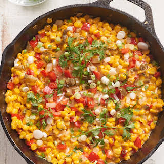 Hot Corn Casserole.