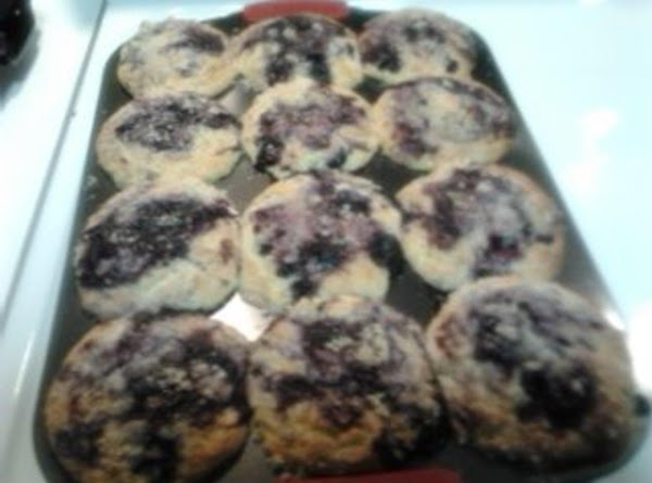 Sprinkle lemon sugar evenly over muffins. Bake until muffin tops are goldern and firm...