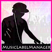 MusicLabelManager  Icon