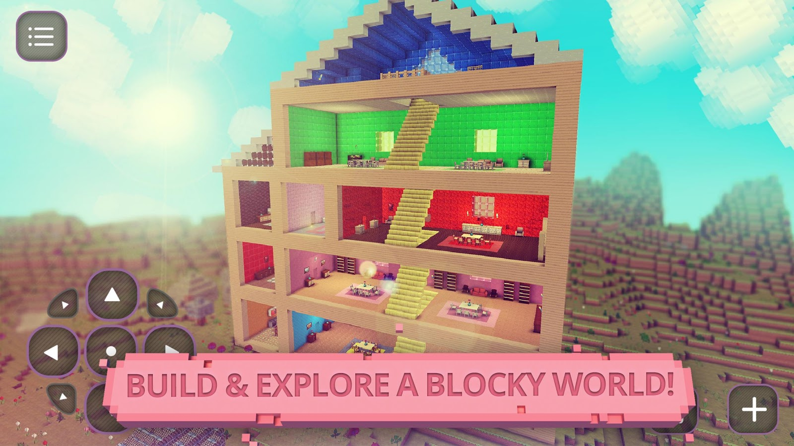 Glam doll house girls craft android apps on google play for Crafting and building 2
