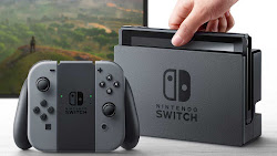 Nintendo announces the Switch image