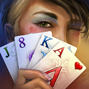 App Icon for TriPeaks Solitaire Cards Queen App in Spain Google Play Store