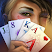 TriPeaks Solitaire Cards Queen