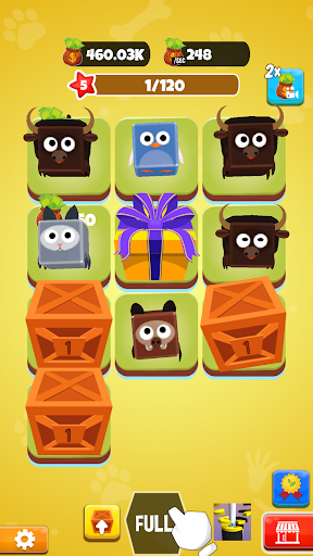 Animal Stack 3D screenshot 1