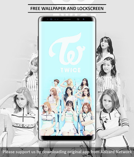 Twice Wallpapers HD 3.1 screenshots 5