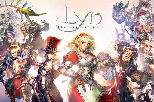LYN: The Lightbringer  captures d'écran 1