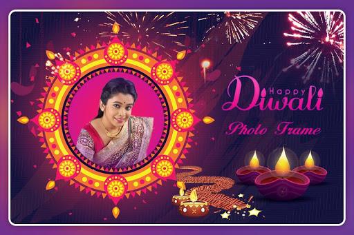 Diwali Photo Frames : Diwali Photo Editor 1.0 screenshots 5