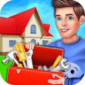 House Cleaning Games - House Makeover CleanUp Game