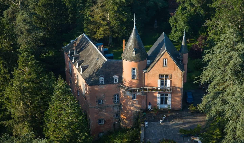 Castle Manzat
