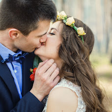 Wedding photographer Olga Krivoshey (olgakryvoshei). Photo of 02.06.2015