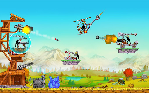 The Catapult 2 u2014 Grow your castle tower defense 3.1.0 screenshots 12